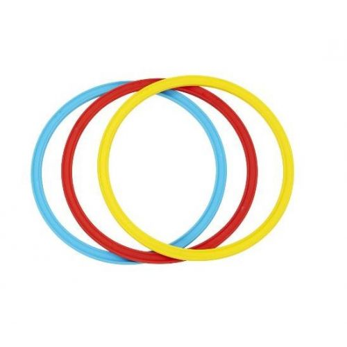 Gonge Hula Hop Ringe - 3 stk - 50 cm