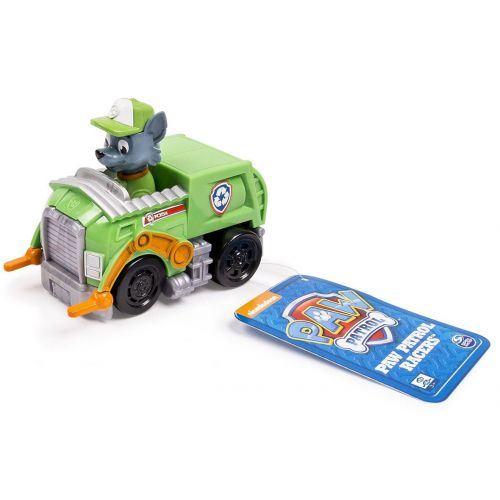 Paw Patrol - Rescue Racer - Rocky's recycling