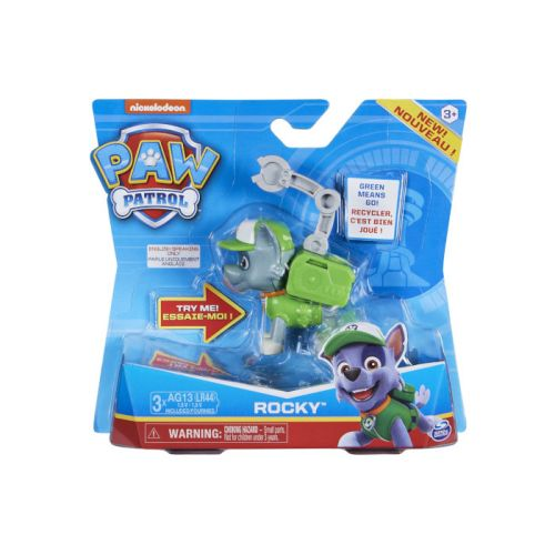 Paw Patrol Action pack Pup - Rocky m. lyd