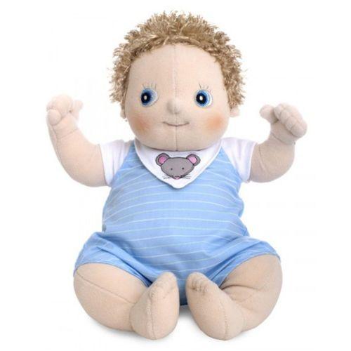 Rubens Barn dukke - Rubens Baby - Erik
