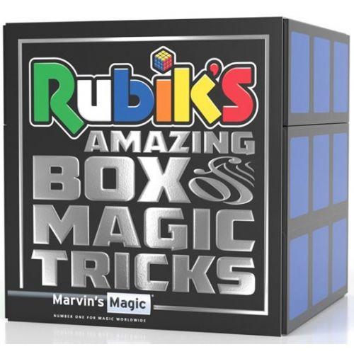 Rubiks Forbløffende Æske med Magiske Tricks