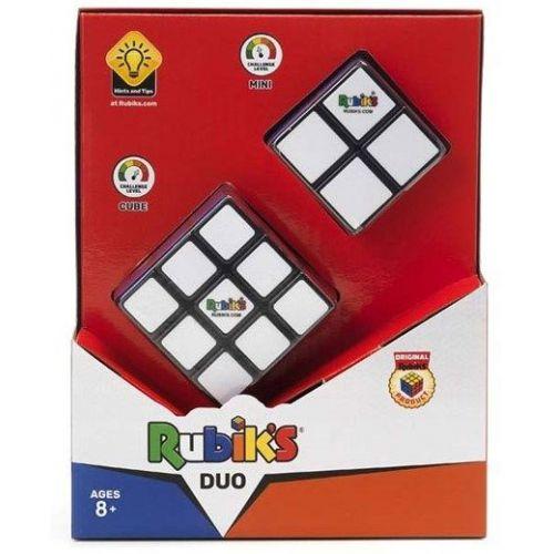 Rubiks Cube Duo 3 x 3 og 2 x 2