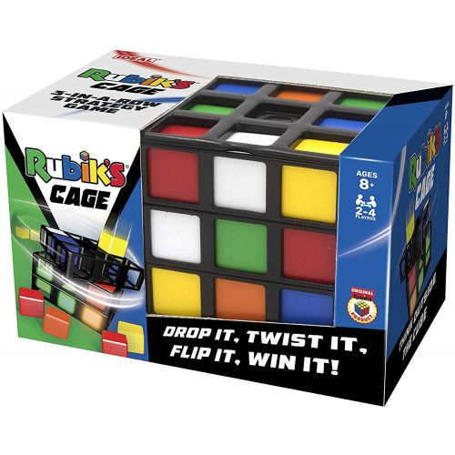 Rubiks Cube Cage Game