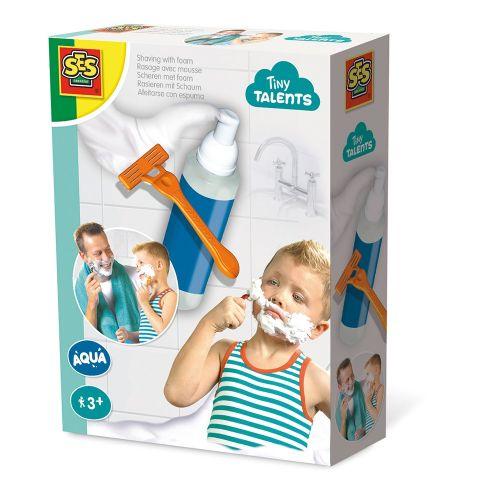 SES CREATIVE Barberingssæt til badet - til børn