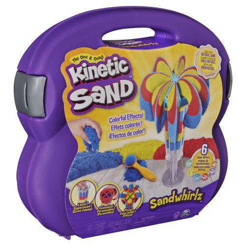 Kinetic Sand Sandwhirlz Sæt