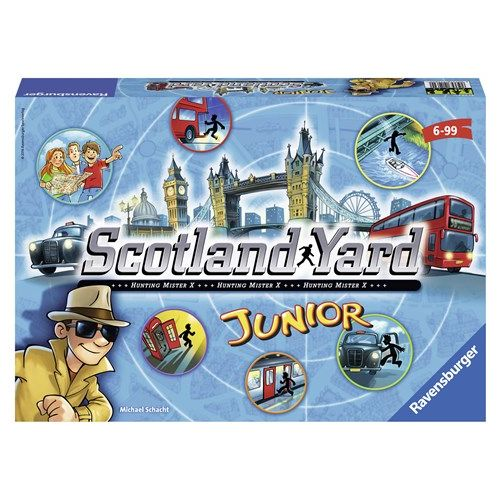 Junior Scotland Yard - Ravensburger