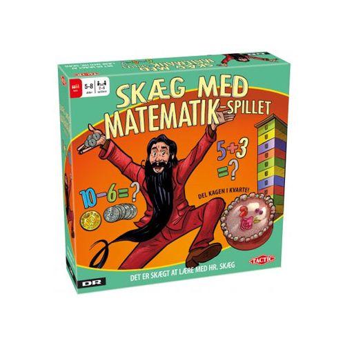 Skæg med Matematik - DR Ramasjan brætspil
