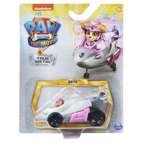Paw Patrol The Movie - True Metal Vehicle Skye