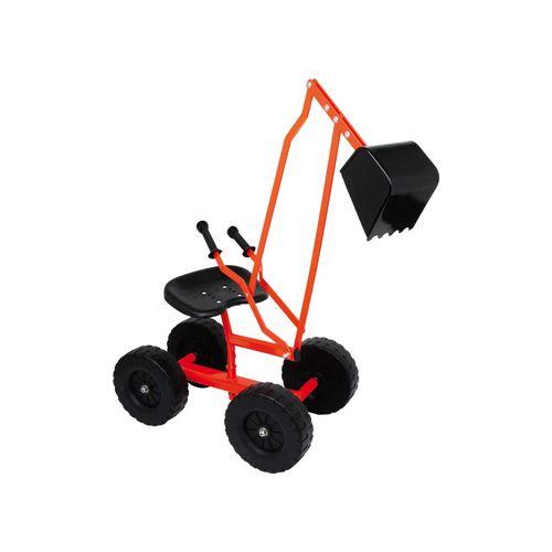 Small Foot Gravemaskine på hjul