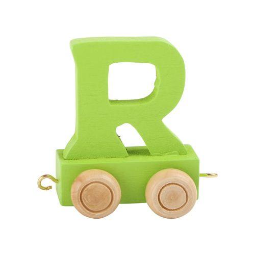 Small Foot Navnetog - Bogstav R i Grøn