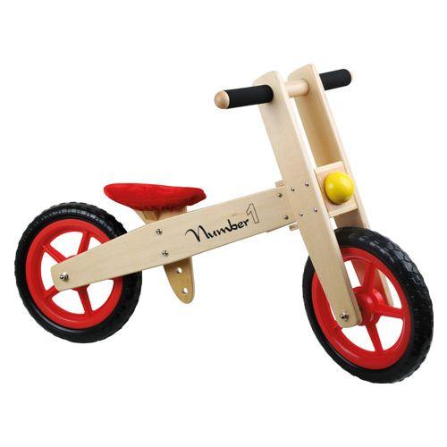 Smallfoot løbecykel - Balance scooter i Træ