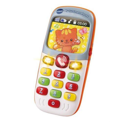 Vtech Baby - Min første Smart Phone - dansk