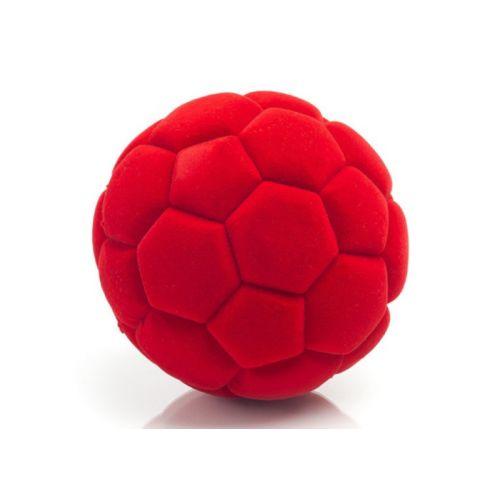 Rubbabu Bold Stor - Soccer Ball - Rød