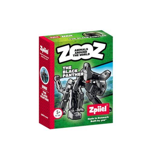 Zpiiel ZooZ series 1 - Sort panter