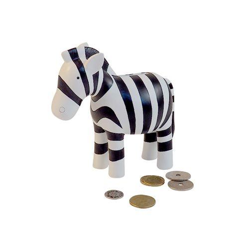 Sparebøsse - Zebra - Kids By Friis