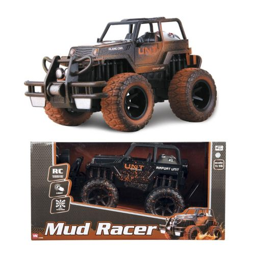 SpeedCar R/C Mud Racer 1:16 - 12 km/t
