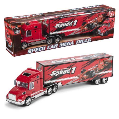 SpeedCar Stor Lastbil 65 cm