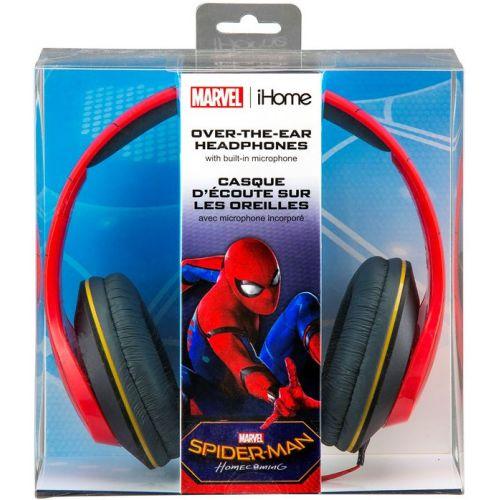 iHome Marvel Spiderman - Høretelefoner med Mikrofon