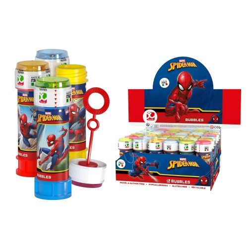 Avengers Spiderman Sæbebobler 60 ml.