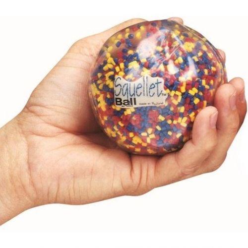Megaform Squelet Ball - bold m. perler i