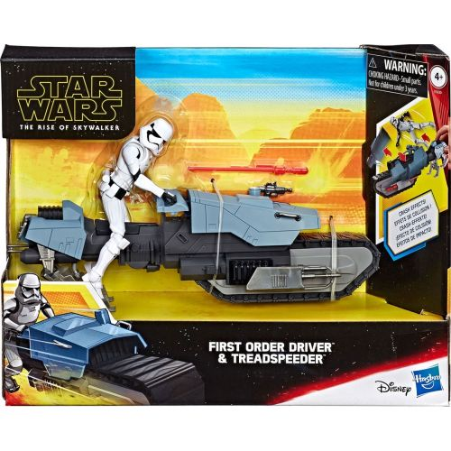 Star Wars Galaxy of Adventures E9 Køretøj