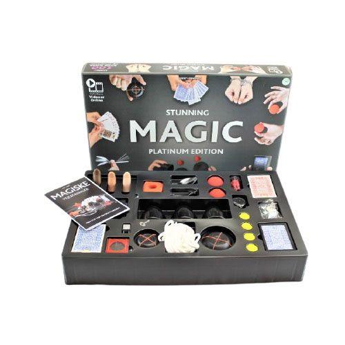 Stunning Magic Platinum Edition 100 Tricks - tryllesæt