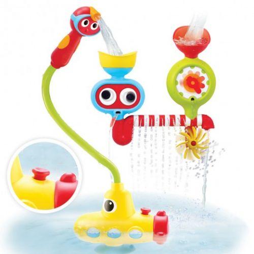 Yookidoo Submarine Spray Station - magisk vandlegetøj