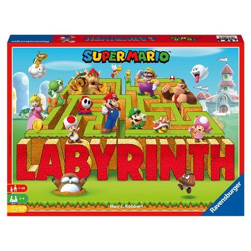 Ravensburger Junior Labyrinth - Super Mario