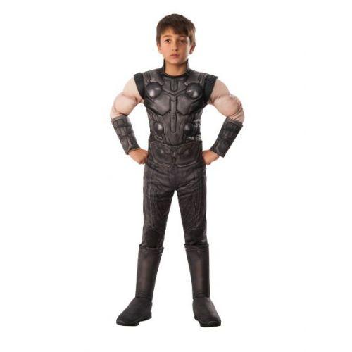 Avengers Thor Infinity War Deluxe kostume - S