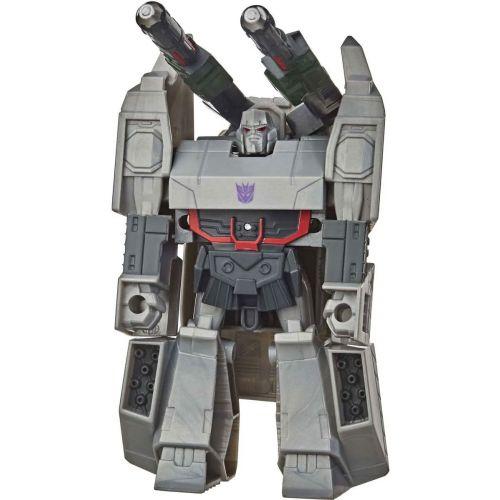 Transformers Bumblebee - Cyberverse Adventures - Megatron