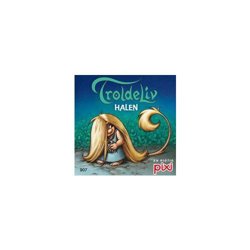 Troldeliv - Halen - Pixi bøger