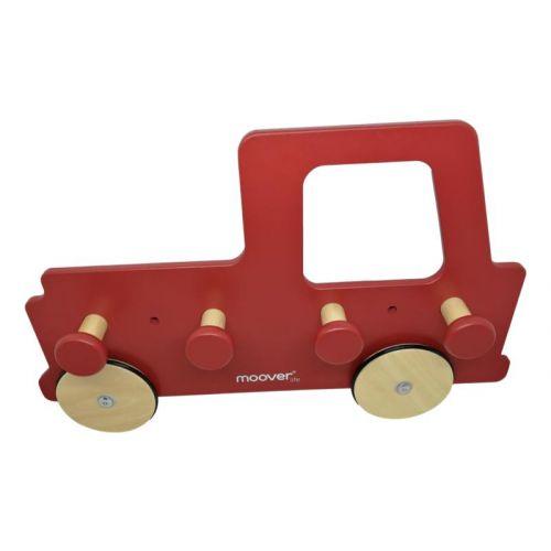 Moover Truck - Lastbils Knagerække  - Rød