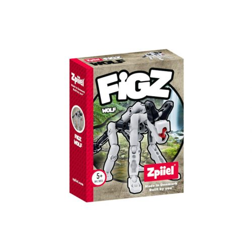 Zpiiel FigZ series 1 - Ulv