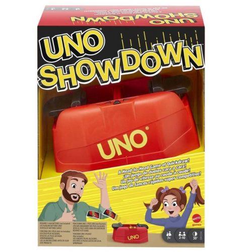 Uno Quick Draw/Showdown  - Kortspil fra Mattel