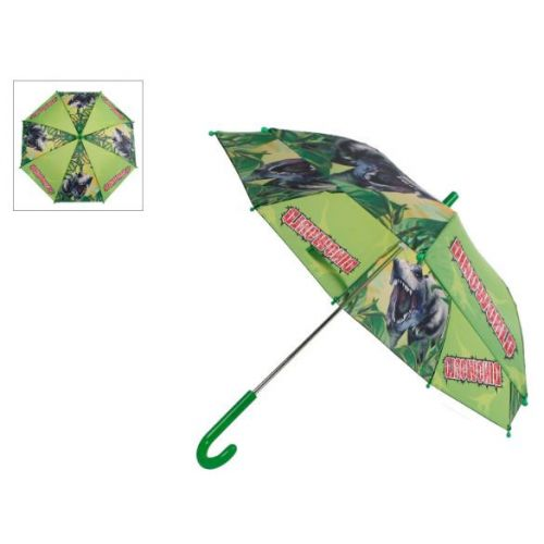 Paraply m. Dinosaur - 70x60 cm