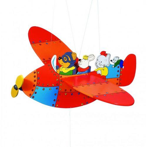 Goki Uro - Svævende fly - baby mobile