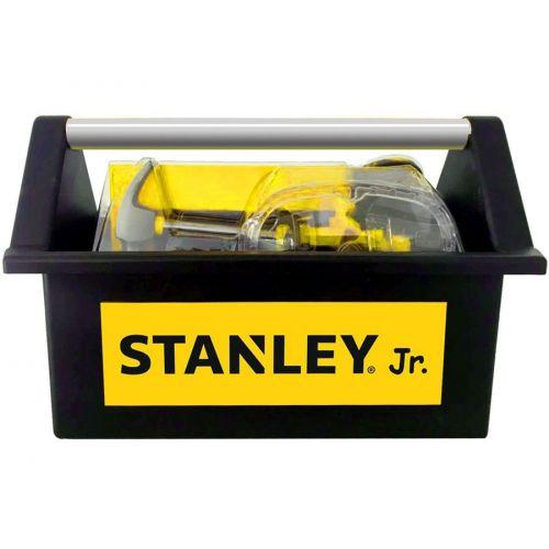 Stanley Jr. Værktøjskasse til børn m. 5 stk. værktøj