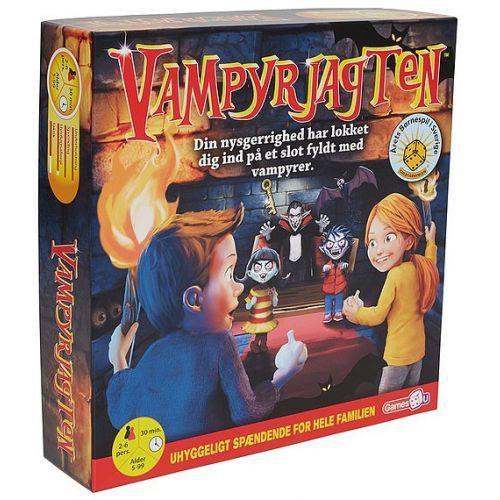 Games4U - Vampyrjagten  - Sjovt børnespil