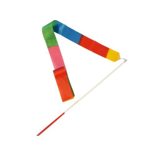Gymnastik-vimpel 400 cm, Mulifarvet