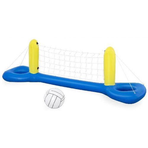 Bestway Volleyball Sæt - 2,44 meter x 64 cm