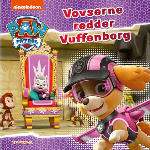 Paw Patrol - Vovserne redder Vuffenborg