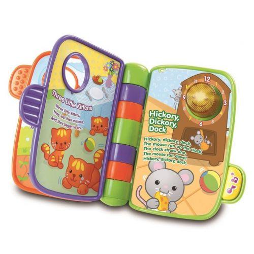 Vtech Baby- Rim- og opdagelsesbog