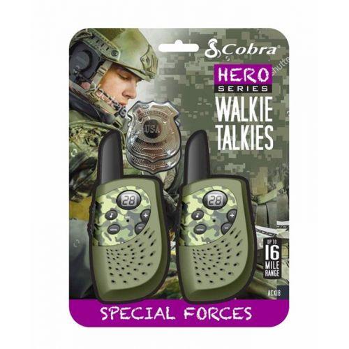 Cobra Walkie Talkie Special Forces