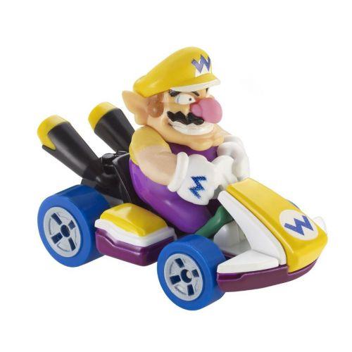 Hot Wheels - Mario Kart Replica Diecast 1:64 - Wario