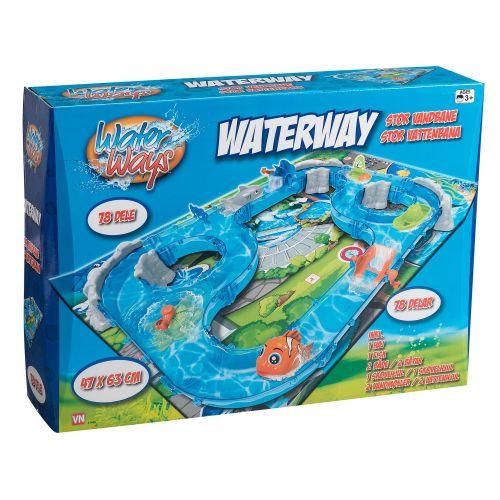 Waterway stor vandbane - 78 dele