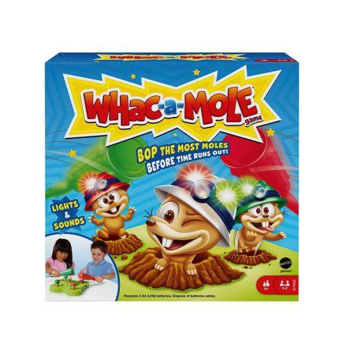 Whac-A-Mole - Sjovt familiespil