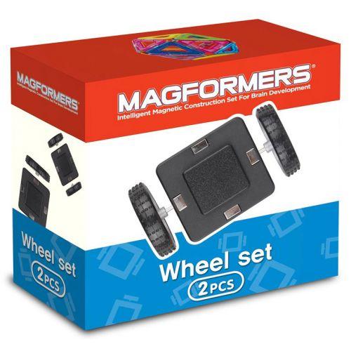 Magformers Wheels Set - 2 hjuls sæt