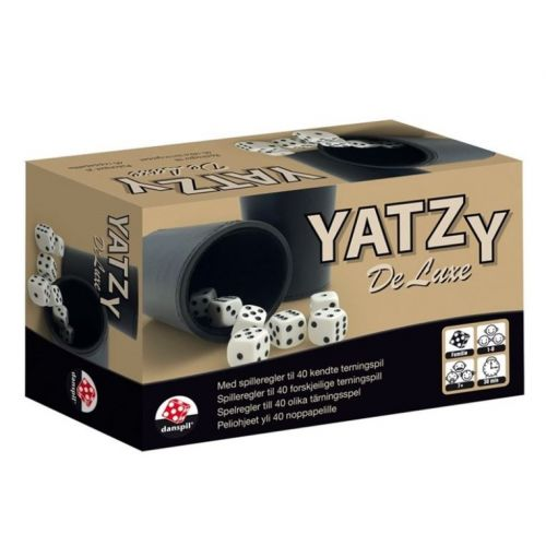 Yatzy Deluxe - Danspil