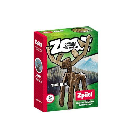 Zpiiel ZooZ series 1 - Elg