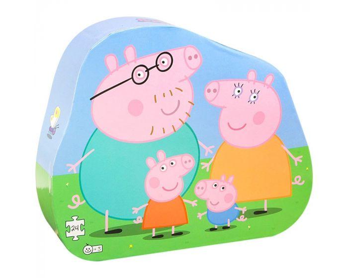 Puslespil - Gurli Gris og familien